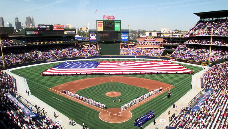 """. <p>8. ATLANTA BRAVES <p>Decided 234 months in their new stadium were more than enough. (unranked) <p><b><a href=\'http://www.twincities.com/breakingnews/ci_24498906/atlanta-braves-headed-new-672-million-ballpark-2017\' target=\""""_blank\""""> HUH?</a></b> <p>    (AP Photo/John Bazemore, Fle)"""
