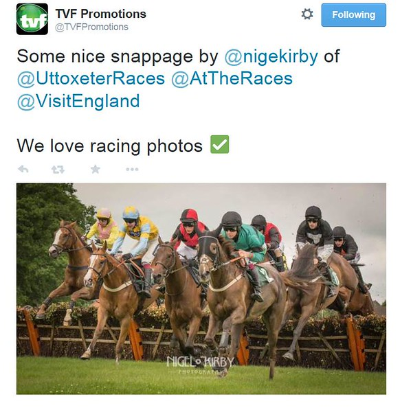 TVF Promotions on Twitter_ _Some nice snappage by @nigekirby of @UttoxeterRaces _2015-06-30_09-08-23.jpg