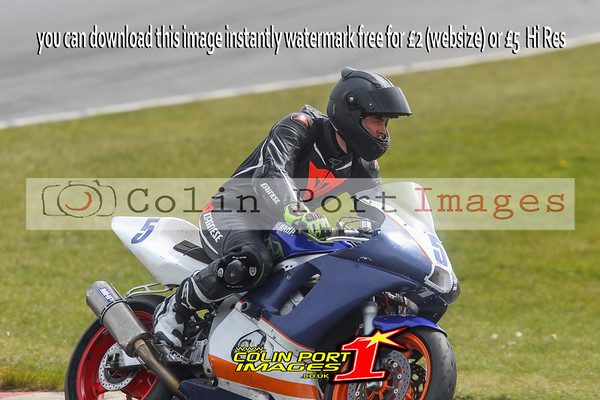 G-Era Supersport Thundersport Snetterton 2017