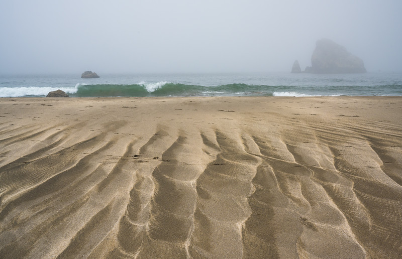 Harris Beach, South of Bandon, Oregon