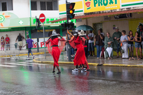 Carnaval parade 2012