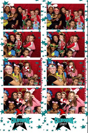 California Spirit Holiday Party 2015