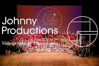 Red Show 2017, 16 July 2017