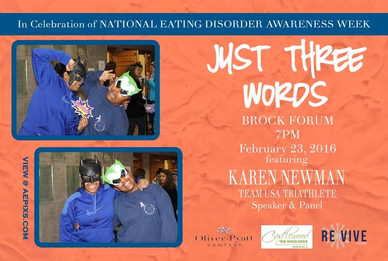 Eating Disorder Awareness Week 2016
