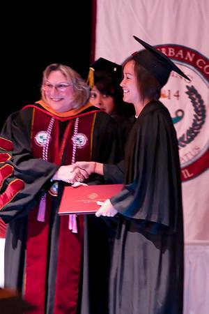 Kristen's Graduation May 10, 2008