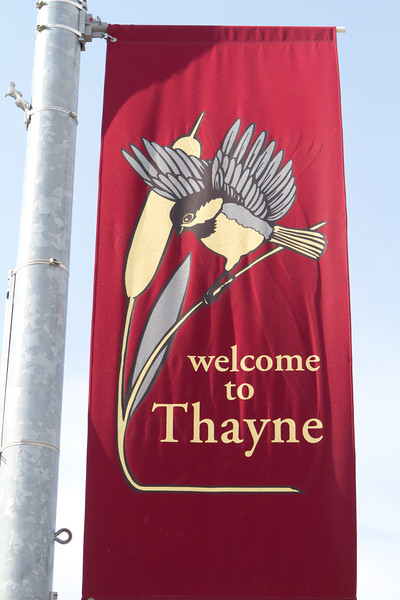 We spent the afternoon driving west and south down the grand canyon of the Snake River.  Our destination was Thayne and its famous cheese factory.