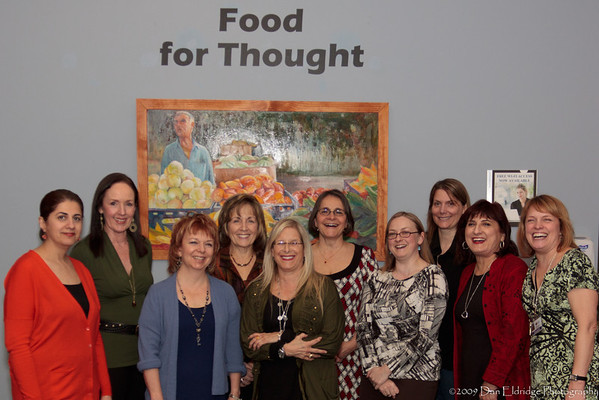 "Summit Medical Group: ""Food for Thought"" Art Show"