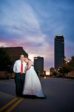 Joey and Brandy's Wedding