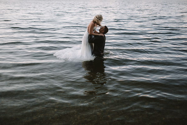 Agnieszka + Aureliusz Trash the Dress