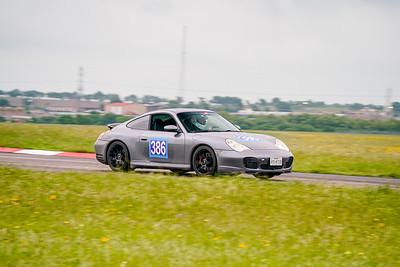 386 Porsche 911