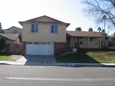 ***Leased***4 bedroom 2 1/2 bath tri level home 8684 Dent Drive San Carlos Area