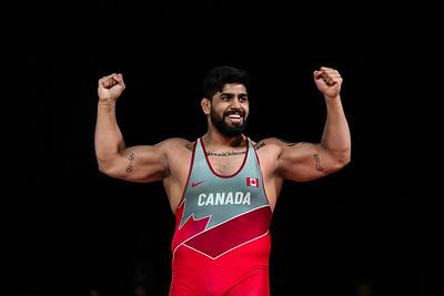 FS 125 kg Amar Dhesi