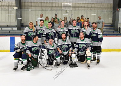 Co-Ed Gray Championship - LV Whalers Navy vs Cape Cod SOBs