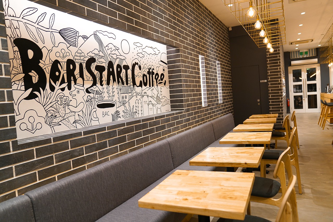 Baristart Coffee Singapore