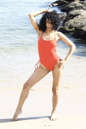 Michelle w. (Beach Shoot)