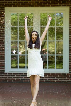 Jen's Graduation Photos