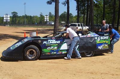Fayetteville Motor Speedway 4/17/09 WoO event