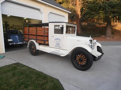 1928 Chevrolet Truck-SOLD