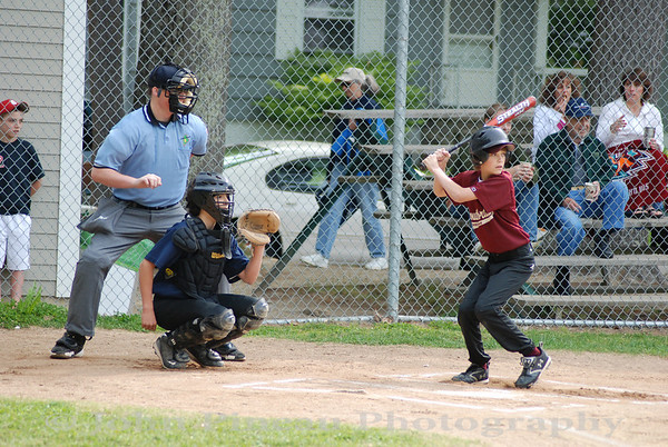 2010-05-22 Boys Baseball Willows vs Pape