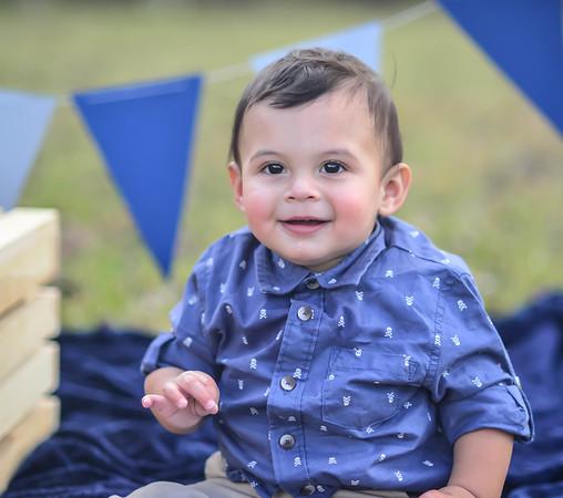 Ryan - 1 year old!