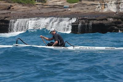 2012 Kaiwi Channel Solo OC1 Race 4-15-2012