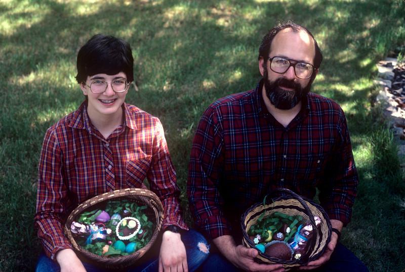 1984-03 John & Bonnie Easter.jpg