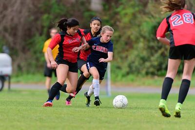 St. Martin's Girls' Soccer