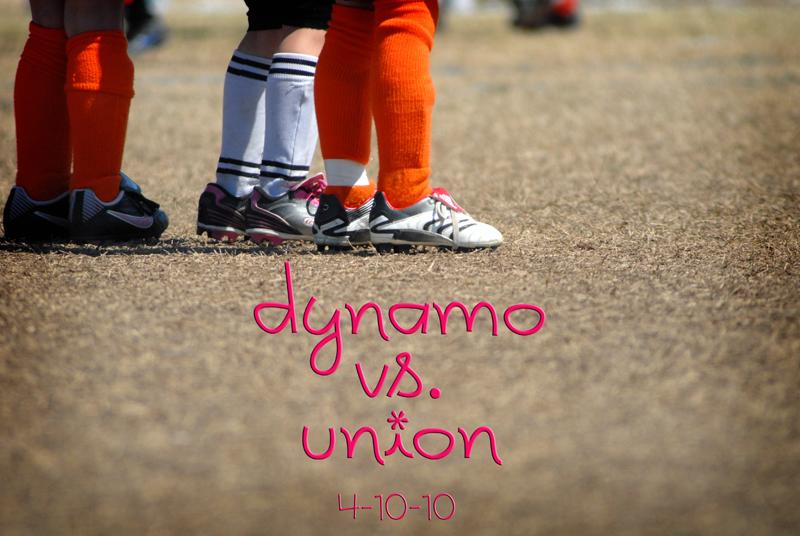 Dynamo vs. Union