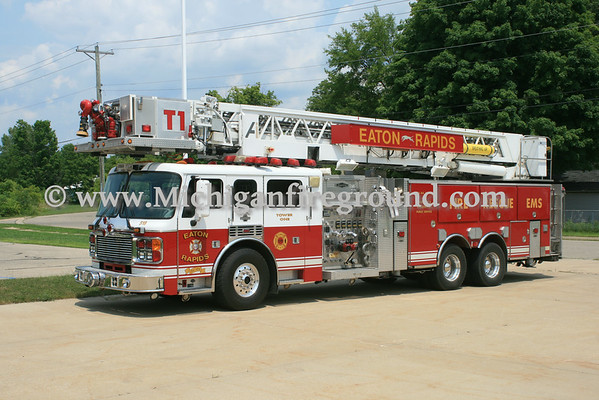 Eaton Rapids, Michigan Fire Department