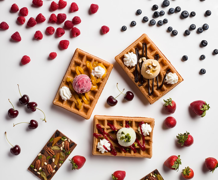 Sweets menu at Wynn Palace