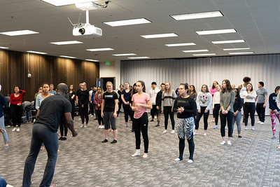 Nutrition 302 Dance Class