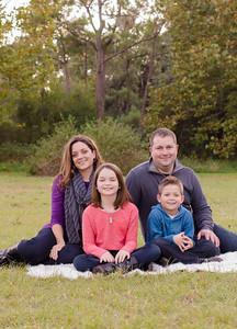 Williams Family fall 2014