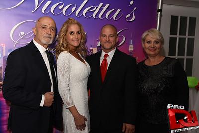 Nicoletta's Sweet 16 11-18-17 @ Sterling Gardens