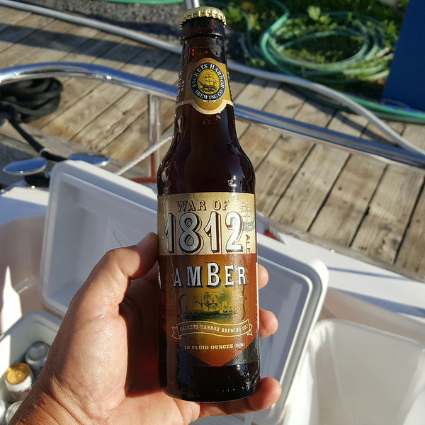 Brewed 1000 feet from the Bumboat