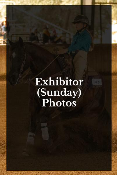 Exhibitors - Sunday