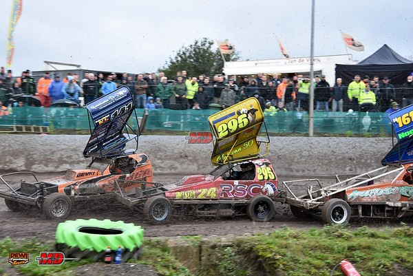 Emmen 19 oktober 2019 stockcars by Pewi Mark Derrix