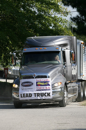 SONC Truck Convoy 2010