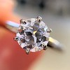 .61ct Old European Cut Diamond Vintage Solitaire, by Tiffany & Co  GIA F VS2 3