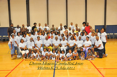 The Dennis Morgan Family Reunion July 23, 2011