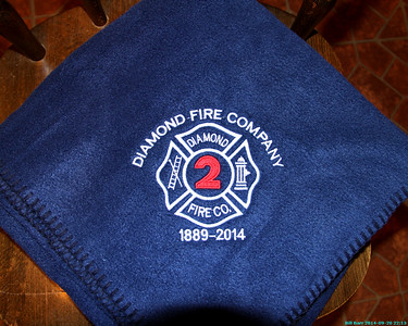 Diamond Fire Co. 125th Banquet 9/20/14