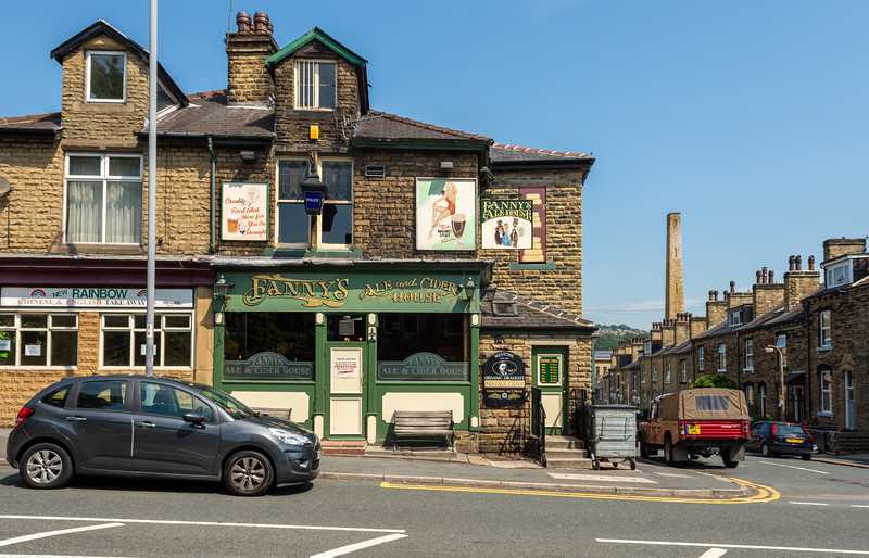 Fanny's Ale and Cider House in Saltaire