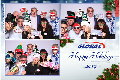 Global Partners 2019 Holiday Party!!!