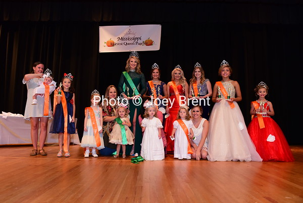 Miss Harvest Queen Pageant 9-23-17