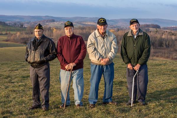 Ancram Veterans