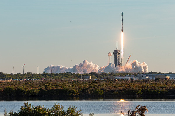 Falcon 9: Starlink mission [17th]