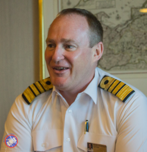 Captain Mark Rowden of the Westerdam (©simon@MyEclecticImages.com)