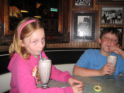 Karisa's 8th birthday 2009
