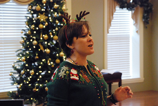 2013 MS Caroling at Smith Village