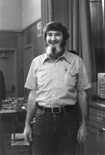 Glenn Bannerman, June 1975.