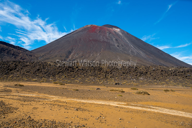 Mount Ngauruhoe (Mt Doom)
